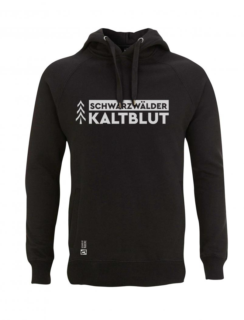 puranda HOODIE SCHWARZWÄLDER KALTBLUT Men and Women