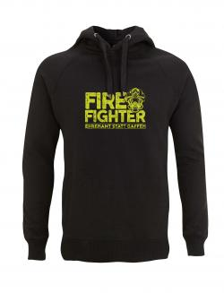 puranda HOODIE FIREFIGHTER Men and Women
