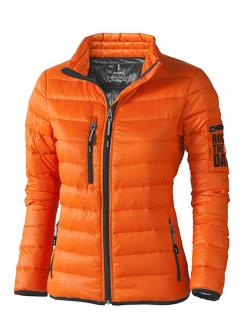puranda WINDDICHTE LEICHTE DAUNENJACKE ROCK THE DAY Women - orange